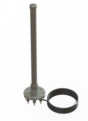 DP174400M-2NF 174~400MHz  V/UHF Band Omni-directional Antenna