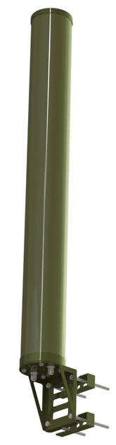 DP135185G-9NF2 1350 – 1850 MHz NATO Band III MIMO Omni-Directional Antenna