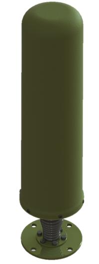 DP600700M-2NFSMB 600-700 MHz UHF 寬頻全向性天線