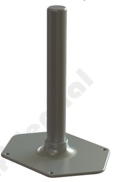 DP500590G-5SFFB C Band 全向性天線